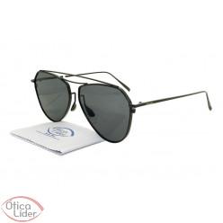 Óculos Carmim CRM42171 c1 58 Metal Preto