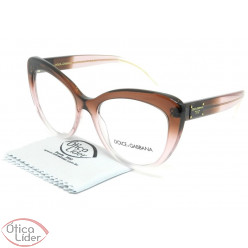 Dolce & Gabbana DG3255 3060 53 Acetato Rosa / Degradê