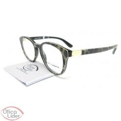 Dolce & Gabbana DG3268 1995 50 Acetato Tigrado / Preto