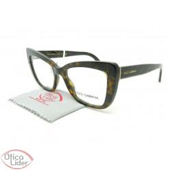 Dolce & Gabbana DG3308 502 51 Acetato Havana