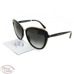 Dolce & Gabbana DG4304 501/8g 57 Acetato Preto