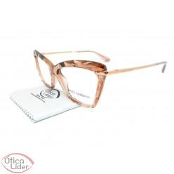 Dolce & Gabbana DG5025 3148 53 Acetato Rosado / Metal Dourado