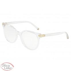 Dolce & Gabbana DG5032 3133 53 Acetato Cristal / Dourado