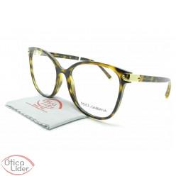 Dolce & Gabbana DG5035 502 55 Acetato Havana / Dourado