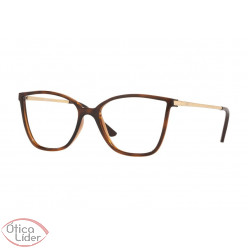 Grazi Massafera GZ3067 g697 52 Havana Marrom Transparente / Light Gold