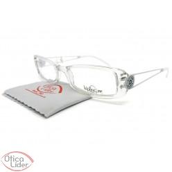 Kipling KP1301 4140 49 Acetato Cristal / Metal Branco