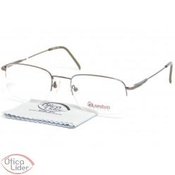 Óculos London LO L5164 C56 53 fny Metal Bronze