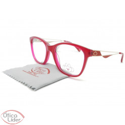 Lilica Ripilica VLR132 c.01 49 Infantil Acetato Rosa Pink / Dourado