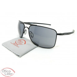 Oakley Gauge 8 OO4124 0162 62 Metal Preto
