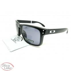 Oakley OO9102 e855 57 Holbrook Acetato Preto