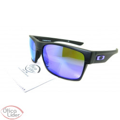 Oakley OO9189/08 60 Twoface Acetato Preto Espelhado