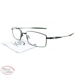 Oakley OX3136 0253 53 Polished Metal Preto