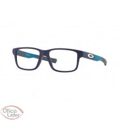 Oakley Field Day OY8007 0750 50 Infantil Acetato Azul / Cinza