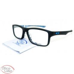 Oakley OX8081 0151 51 Plank 2.0 Acetato Preto / Transparente