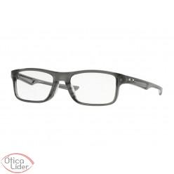 Oakley OX8081 0653 53 Plank 2.0 Acetato Cinza Transparente