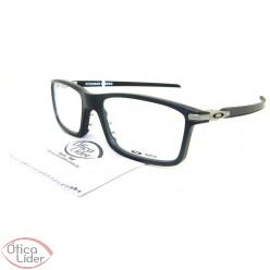 Oakley OX8092 0155 55 Pitchman Acetato Preto / Fibra Carbono