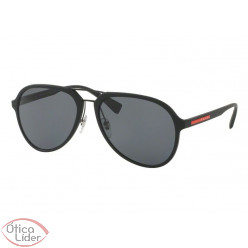 Prada PS 05rs dg0 5z1 58 Acetato Preto Polarizado