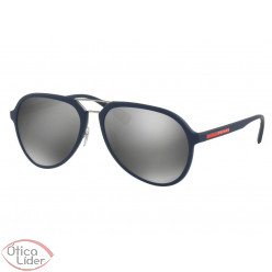Prada PS 05rs tfy 7w1 58 Acetato Azul Fosco