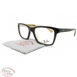 Ray-Ban RY1536 3802 48 Infantil Acetato Havana / Decorado
