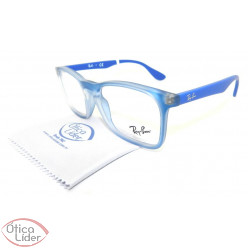 Ray-Ban RY1553 3668 48 Infantil Acetato Azul