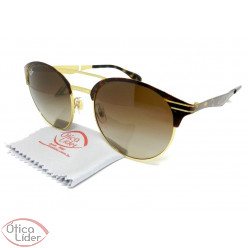Ray-Ban RB3545 900813 54 Metal Mesclado / Dourado