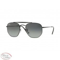 Ray-Ban RB3648 002/71 54 Marshal Metal Preto