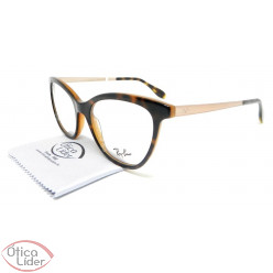 Ray-Ban RX5360 5713 54 Acetato Demi / Metal Bronze