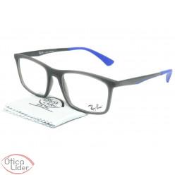 RAY-BAN   Óculos de Grau Ray-Ban Masculino e Feminino - 12x sem ... 16f14b1780