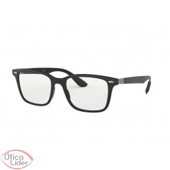 Ray-Ban RX7144 5204 53 Liteforce Acetato Preto