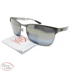 Ray-Ban RB8319-ch 9075/j0 60 3p Chromance Metal / Fibra de Carbono