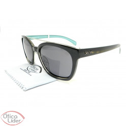 Secret SE 96637830 54 Debbie Acetato Preto / Verde / Metal Prata