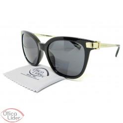 Victor Hugo SH1796 col.0700 53 Acetato Preto / Metal Dourado