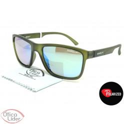Speedo SP Montecarlo h02 60 Acetato Cinza/Transparente Espelhado PLZ