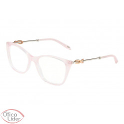 Tiffany & Co. TF2160-B 8245 52 Rosa Transparente / Prata