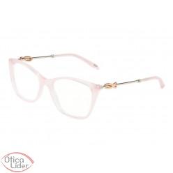 Tiffany & Co. TF2160-B 8245 52 Rosa Transparente / Prata