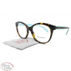 Tiffany & Co. TF2188 8015 53 Acetato Havana / Azul