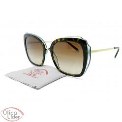 Tiffany & Co. TF4160 8286/3b 54 Acetato Havana e Azul / Metal Dourado