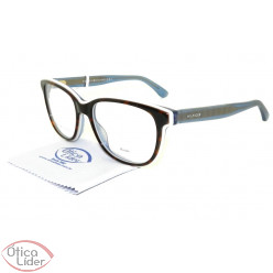 Tommy Hilfiger TH1355 k18 52 Acetato Demi / Azul Transparente