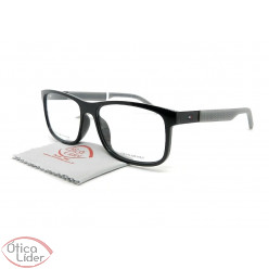 Tommy Hilfiger TH1446 L7A 55 Acetato Preto / Metal
