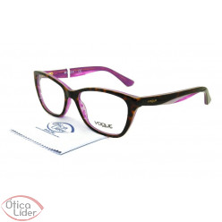 Vogue VO2961 2019 53 Acetato Demi / Roxo
