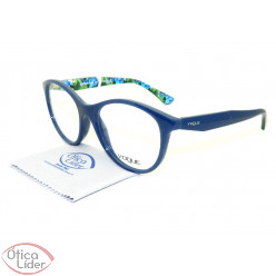 Vogue VO2988l 2325 53 Acetato Azul Floral
