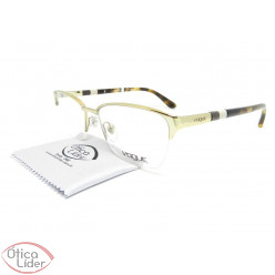 Vogue VO4041l 5042 53 fny Metal Dourado / Acetato Demi