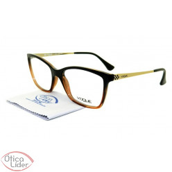 Vogue VO5043l 2383 54 Acetato Preto / Metal Ligth Gold