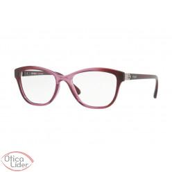 Vogue VO 5130-l 2517 52 Acetato Roxo Transparente / Vinho