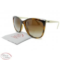 Vogue VO5189sl 265413 58 Acetato Havana / Bege