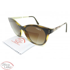 Vogue VO5205-s w656/13 62 Acetato Mesclado / Metal Decorado / Dourado