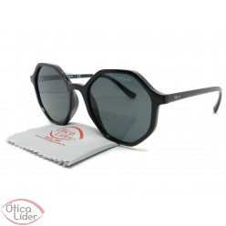 Vogue Hexagonal VO5222-s w44/87 52 Acetato Preto