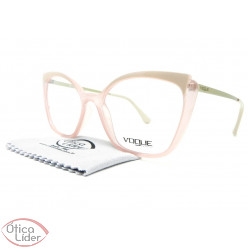 Vogue VO5265-l 2787 53 Acetato Rose Cristal / Metal Dourado