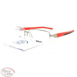 Wilson WL9704 703 55 fny Metal Prata / Acetato Vermelho