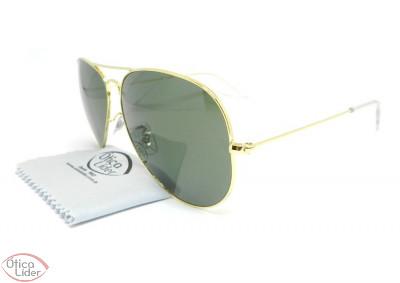 RAY-BAN AVIADOR   Óculos de Sol - 12x sem juros e frete grátis 41116dbf23